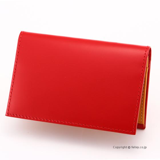 エッティンガー ETTINGER カードケース 名刺入れ BH143JR RED