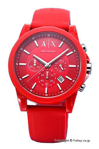 アルマーニ エクスチェンジ 時計 Armani Exchange メンズ 腕時計 Outer Banks Chronograph AX1328