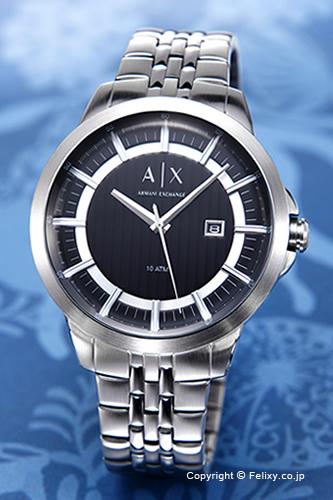 史上一番安い アルマーニ エクスチェンジ Armani Armani Exchange 腕時計 エクスチェンジ スマート ブラック ブラック AX2260, JEUGIA ONLINE STORE:835fc03c --- rishitms.com