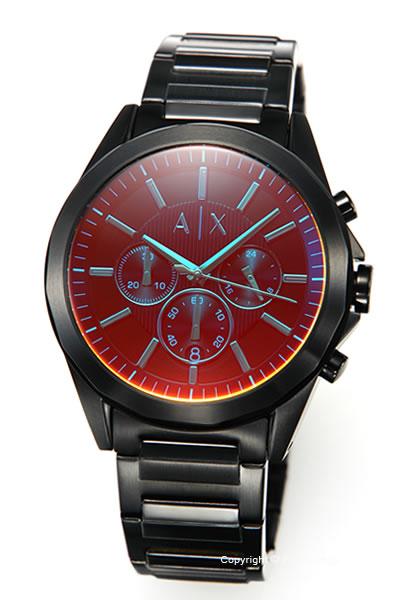 お得なキャンペーンを実施中 アルマーニエクスチェンジ 時計 腕時計 AX2615 送料無料 アルマーニ Armani Exchange 期間限定お試し価格 あす楽 メンズ エクスチェンジ Drexler