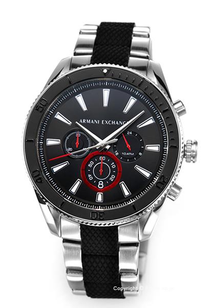 アルマーニエクスチェンジ 時計 腕時計 AX7106 送料無料 ギフトセット アルマーニ エクスチェンジ Bracelet Enzo Set Exchange 安心と信頼 Gift オンラインショップ Armani メンズ