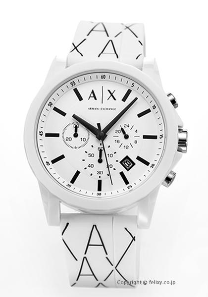 アルマーニ エクスチェンジ 時計 Armani Exchange メンズ 腕時計 Outer Banks Chronograph AX1340