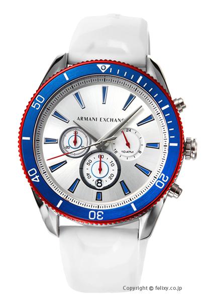 アルマーニ エクスチェンジ 時計 Armani Exchange メンズ 腕時計 Enzo AX1832 【あす楽】
