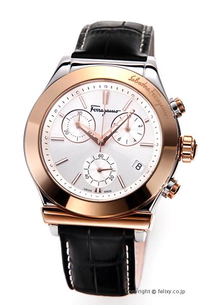 afceef833c サルヴァトーレ フェラガモ Salvatore Ferragamo 腕時計 Vega Chronograph メンズ FH6040016