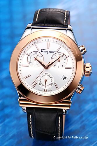cba9162930 サルヴァトーレ フェラガモ Salvatore Ferragamo 腕時計 Vega Chronograph メンズ FH6040016-メンズ腕時計  - llc.caece.net