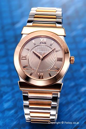 サルヴァトーレ フェラガモ Salvatore Ferragamo 腕時計 Vega メンズ FI0880016