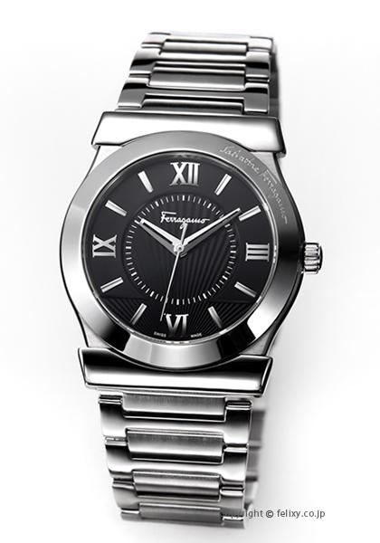 サルヴァトーレ フェラガモ Salvatore Ferragamo 腕時計 Vega メンズ FI0940015