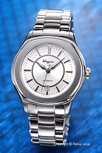 サルヴァトーレ フェラガモ Salvatore Ferragamo 腕時計 Lungrno メンズ FQ1040013