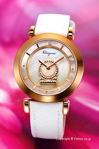サルヴァトーレ フェラガモ Salvatore Ferragamo 腕時計 Minuetto レディース FQ4270015