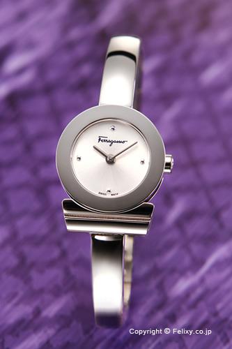 サルヴァトーレ フェラガモ 時計 Salvatore Ferragamo 腕時計 Gancino レディース FQ5010013