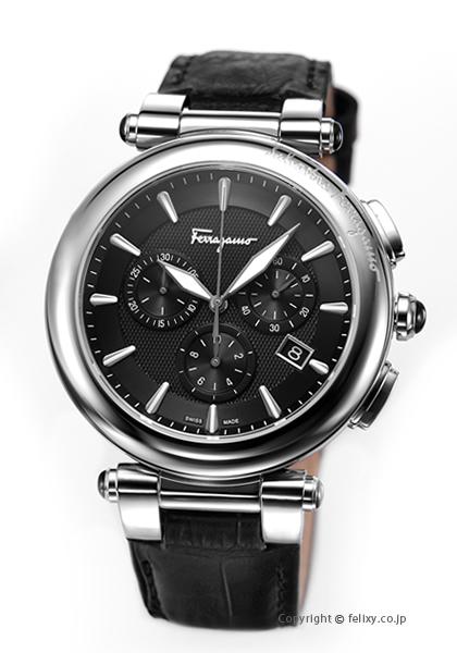 サルヴァトーレ フェラガモ 時計 Salvatore Ferragamo 腕時計 Idillio Chronograph FCP010017