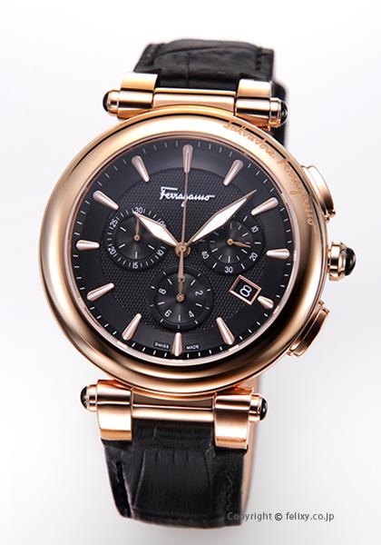 サルヴァトーレ フェラガモ 時計 Salvatore Ferragamo 腕時計 Idillio Chronograph FCP060017