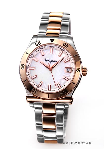 サルヴァトーレ フェラガモ 時計 Salvatore Ferragamo 腕時計 Ferragamo 1898 レディース FH0040017