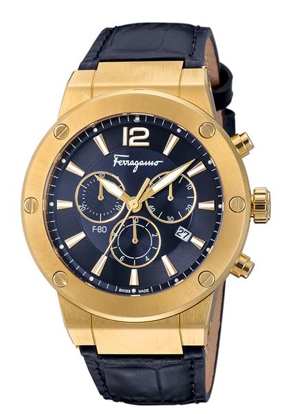 サルヴァトーレ フェラガモ 時計 Salvatore Ferragamo メンズ 腕時計 F-80 Chronograph SFEX00319