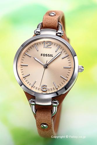 フォッシル 時計 FOSSIL 腕時計 GEORGIA(ジョージア) ES2830