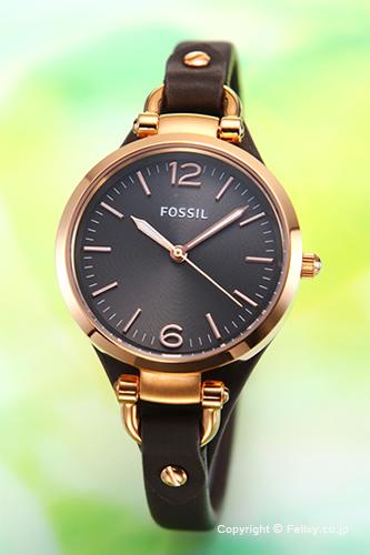 フォッシル 時計 FOSSIL 腕時計 GEORGIA(ジョージア) ES3077