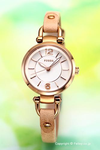フォッシル 時計 FOSSIL 腕時計 GEORGIA(ジョージア) ES3745