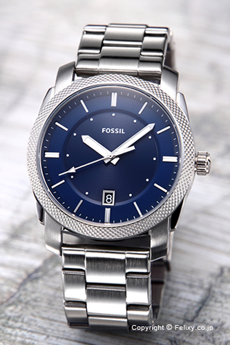 フォッシル 時計 FOSSIL 腕時計 MACHINE FS5340