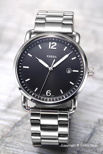 フォッシル 時計 FOSSIL 腕時計 COMMUTER FS5391