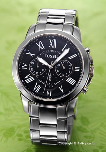フォッシル FOSSIL 腕時計 GRANT FS4736IE 【あす楽】