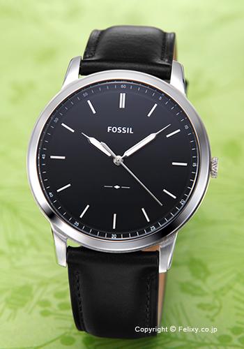 フォッシル 時計 FOSSIL 腕時計 MINIMALIST FS5398 【あす楽】