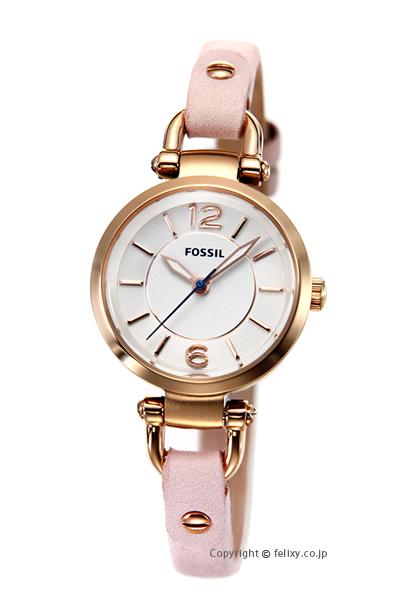 フォッシル 時計 FOSSIL レディース 腕時計 GEORGIA ES4340