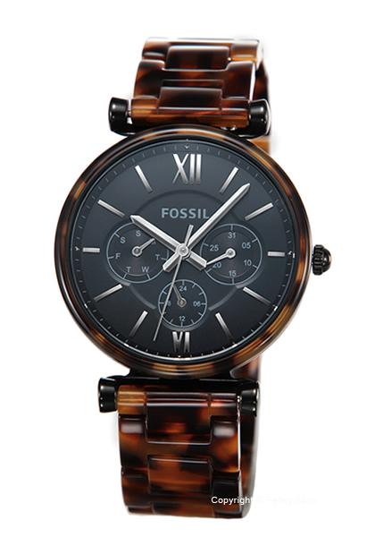 【送料無料/新品】 フォッシル 腕時計 時計 FOSSIL Carlie レディース 腕時計 Carlie Multifunction Tortoise FOSSIL Acetate ES4659, 西川町:e61766c7 --- rishitms.com