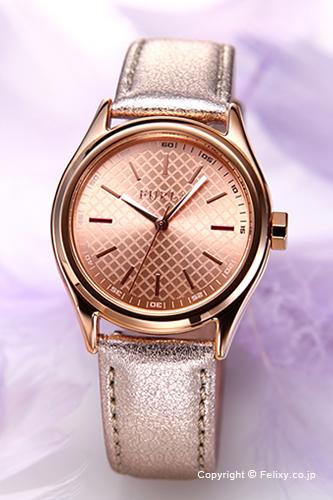 フルラ 時計 FURLA 腕時計 レディース Eva35(エヴァ35) ローズゴールド×メタリックローズ R4251101502