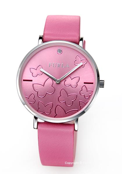 フルラ 時計 レディース FURLA 腕時計 GIADA BUTTERFLY R4251113507 【あす楽】