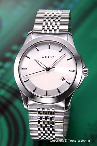グッチ 時計 GUCCI 腕時計 G-Timeless メンズ YA126401 【あす楽】