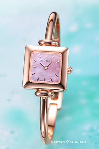 4e07af61e109 ホワイトパール/ シルバーウォッチ GUCCI グッチ レディース 腕時計 1900シリーズ