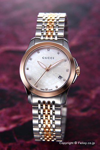 グッチ 時計 GUCCI 腕時計 G-Timeless レディース YA126539