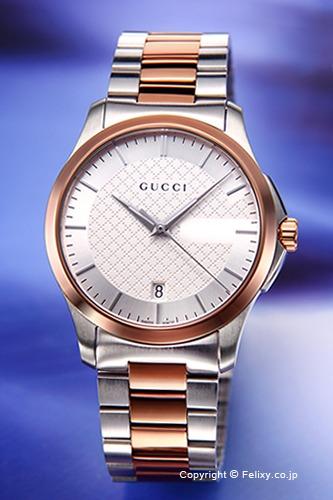 グッチ 時計 GUCCI 腕時計 G-Timeless メンズ YA126447