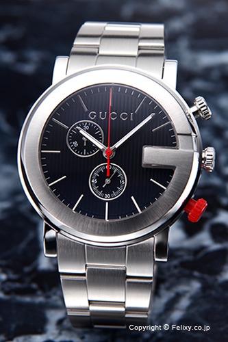 グッチ 時計 GUCCI 腕時計 G-Chrono メンズ YA101361