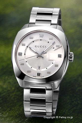 セール特価 グッチ グッチ 時計 GUCCI 腕時計 腕時計 メンズ GG2570 Vintage L YA142308 シルバー YA142308, ミツチョウ:2d6a1c3a --- canoncity.azurewebsites.net