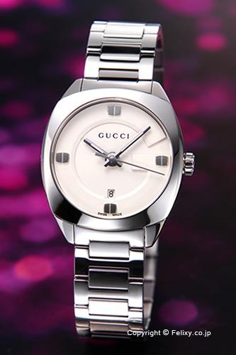 グッチ 時計 GUCCI 腕時計 レディース GG2570 Vintage S シルバー YA142502