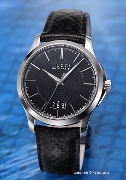 グッチ GUCCI 腕時計 G-Timeless Collection Automatic YA126430