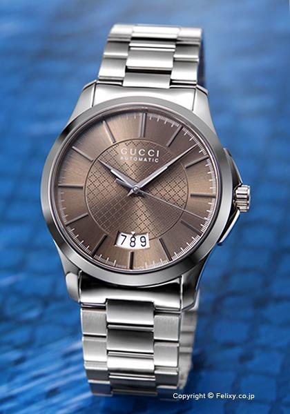 グッチ 時計 メンズ GUCCI 腕時計 G-Timeless Collection Automatic YA126431