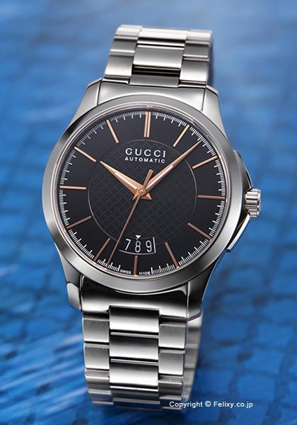 グッチ GUCCI 腕時計 G-Timeless Collection Automatic YA126432