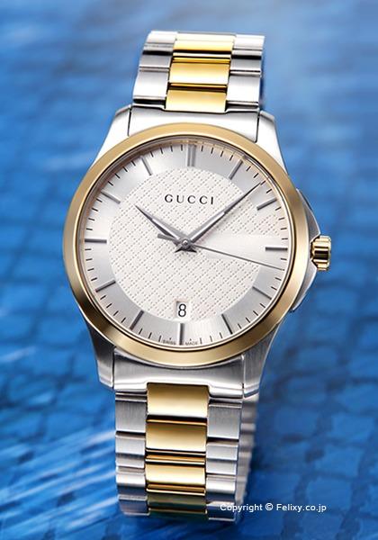 グッチ 時計 メンズ GUCCI 腕時計 G-Timeless Collection YA126450