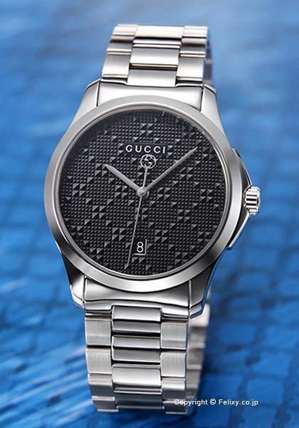 グッチ GUCCI 腕時計 G-Timeless Collection YA126460