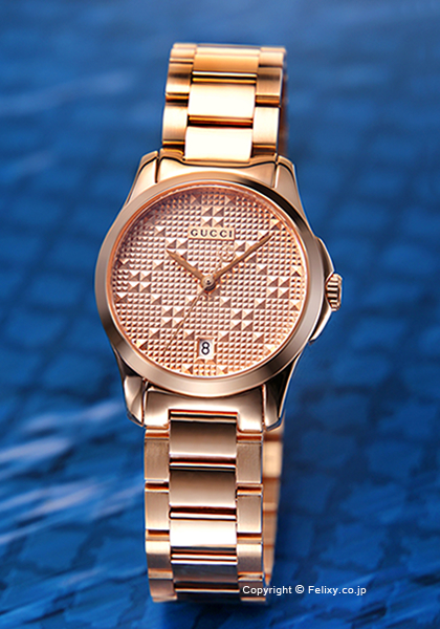 グッチ 時計 GUCCI 腕時計 レディース G-Timeless Collection YA126567