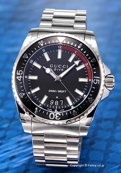 グッチ GUCCI 腕時計 Dive Collection YA136212