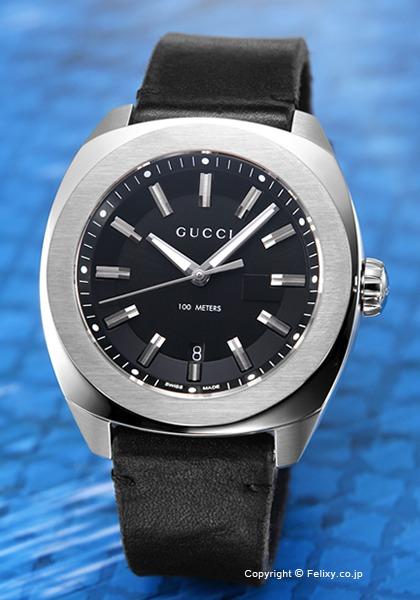 グッチ 時計 GUCCI 腕時計 メンズ GG2570 XL YA142206