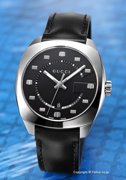 グッチ 時計 GUCCI 腕時計 メンズ GG2570 L YA142307