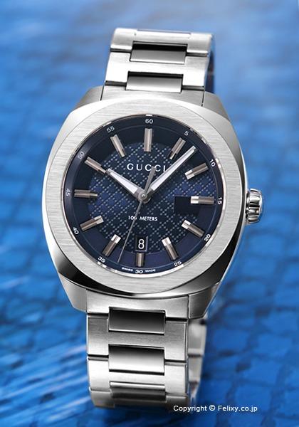 グッチ 時計 GUCCI 腕時計 メンズ GG2570 L YA142314