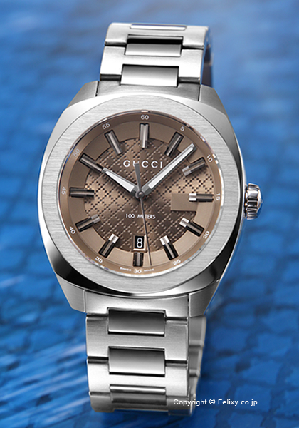 グッチ 時計 GUCCI 腕時計 メンズ GG2570 L YA142315