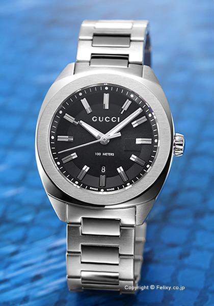 グッチ 時計 GUCCI 腕時計 メンズ GG2570 M YA142401