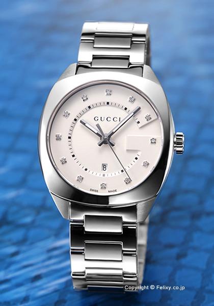 グッチ 時計 GUCCI 腕時計 メンズ GG2570 M YA142403