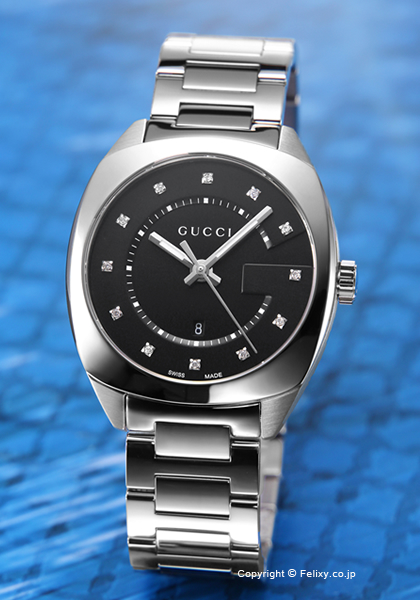 グッチ 時計 GUCCI 腕時計 メンズ GG2570 M YA142404